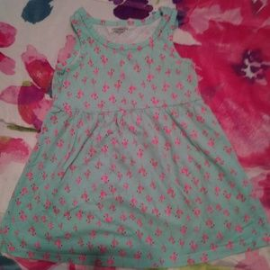 Toddler dresses/Toughskins & healthtex